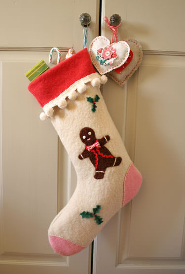 How to Make a Stocking