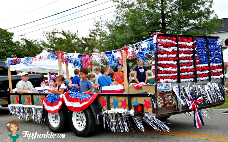 Parade Float Ideas For July 4th Tip Junkie
