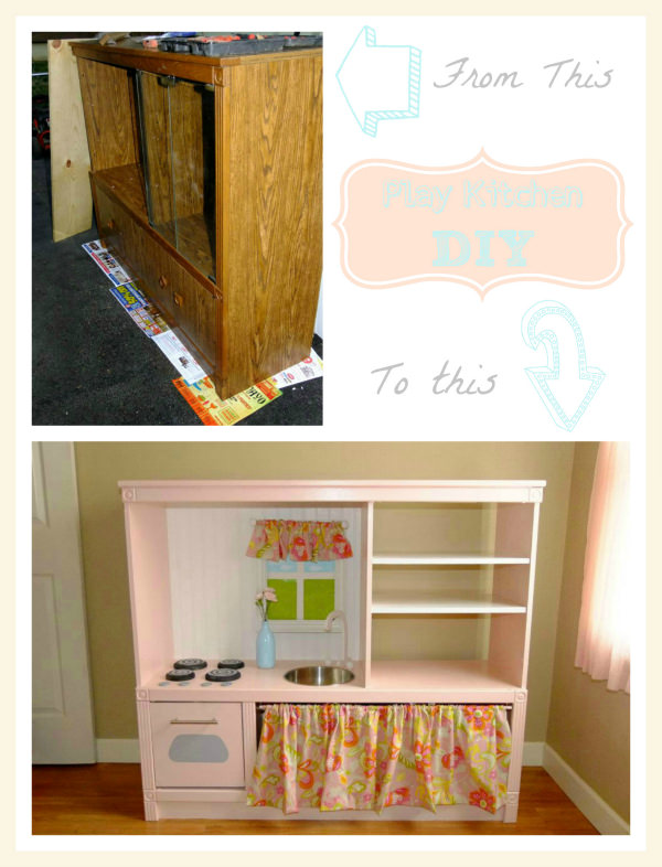 Play Kitchen small