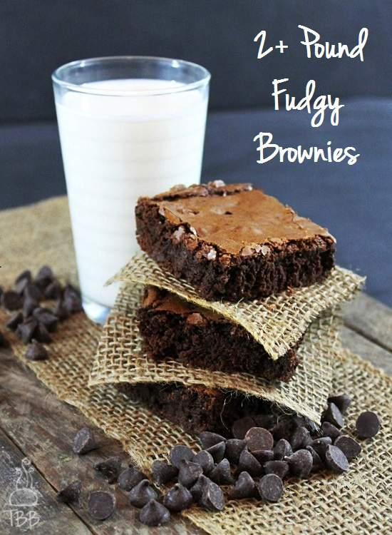28 Moist and Chewy Brownie Recipes