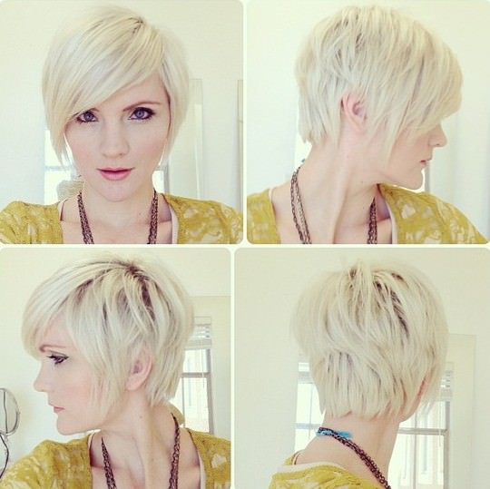 Hair Styles for Short Hair