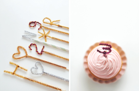 Decorating with Skewers