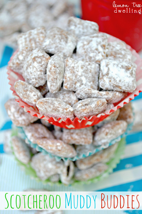 Scotcheroo Muddy Buddies