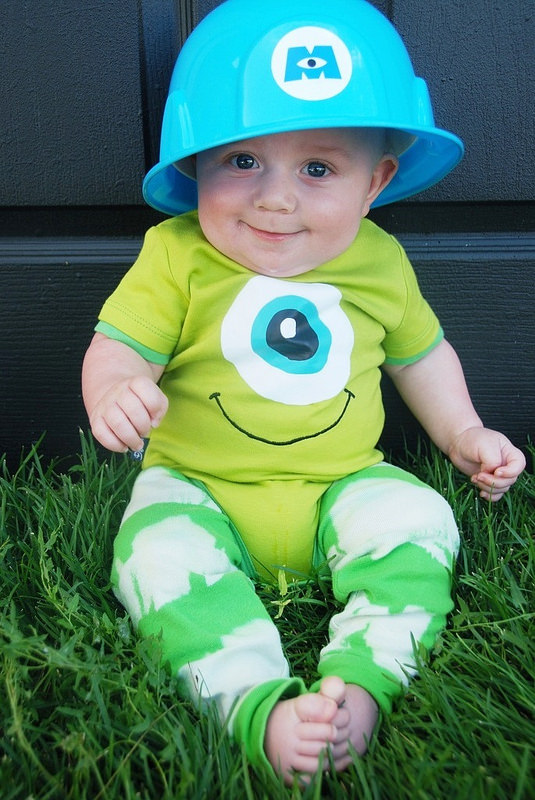 DIY Baby Costume Ideas