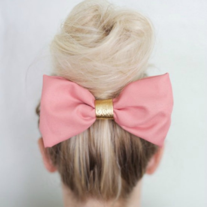 How to Make a Hairbow