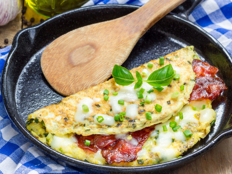 how to make a great omelet