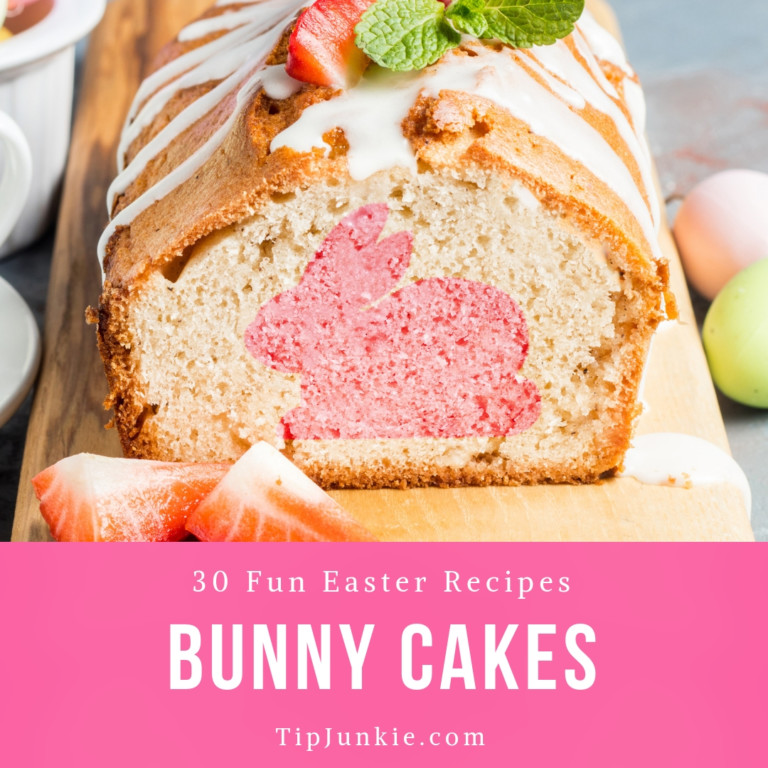 31 Easter Cakes and Dessert Recipes