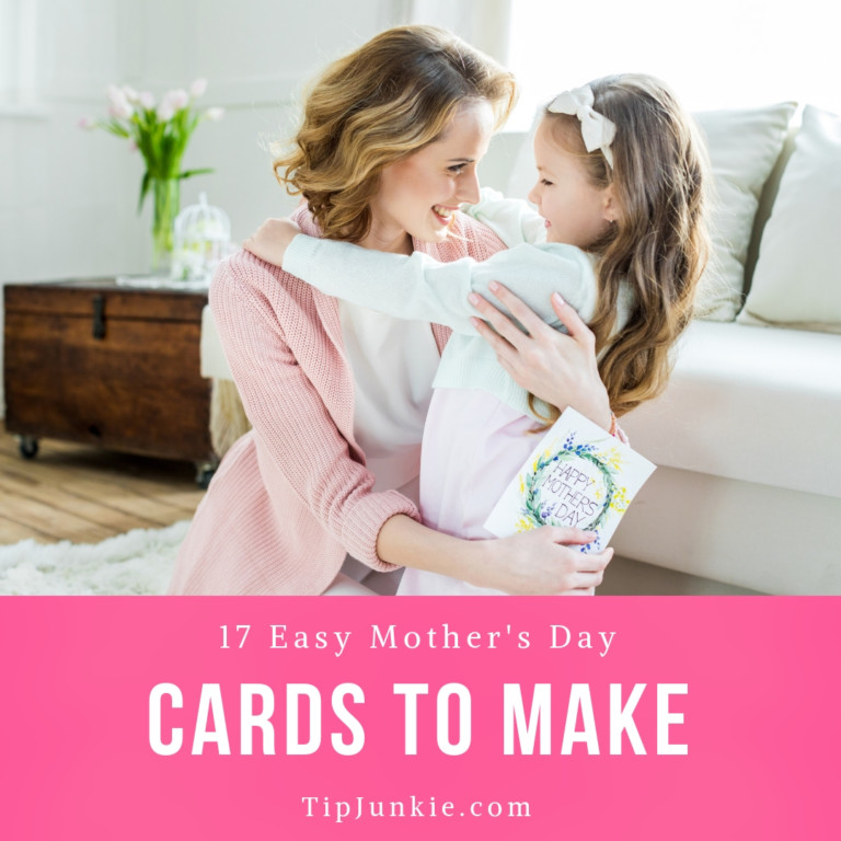 17 Easy Mother's Day Card Ideas to Make
