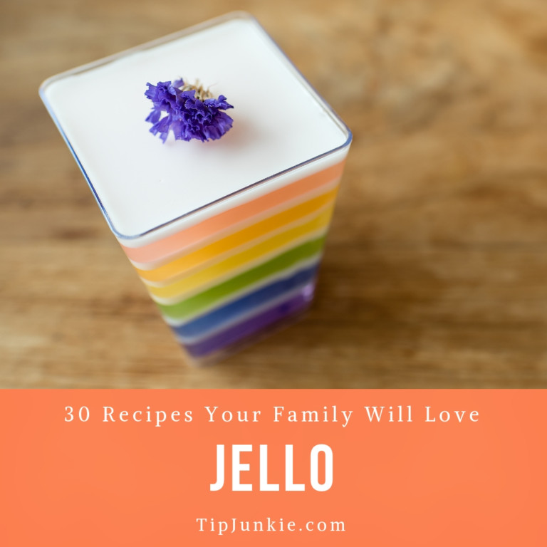 30 Easy Jello Recipes to Make