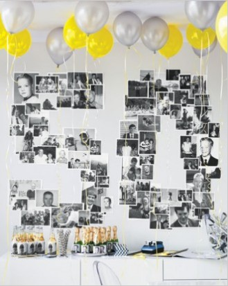 Picture Perfect 50th Birthday Party Decor