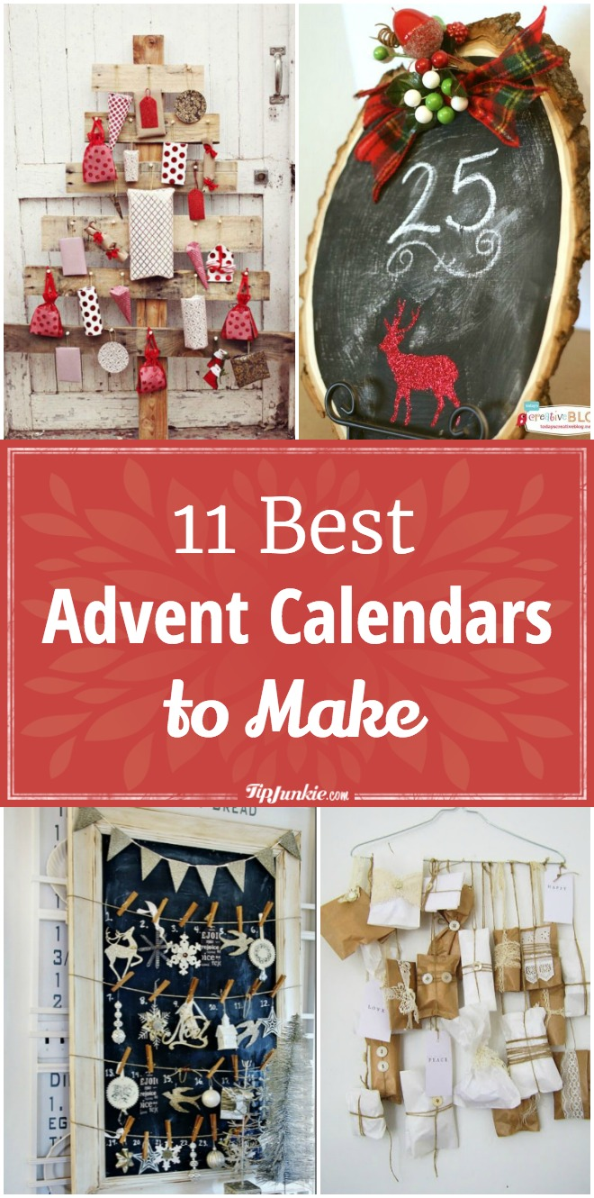 11 Best Advent Calendars to Make