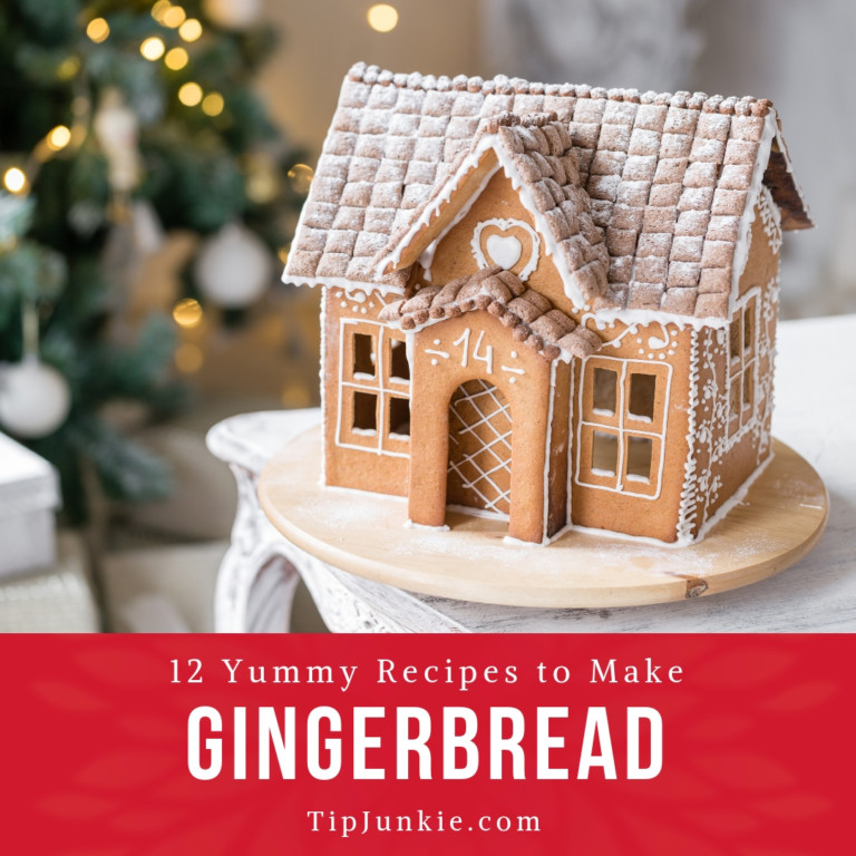 12 Amazing Gingerbread Recipes to Make