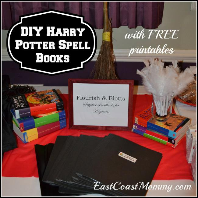 harry potter party_spell book-jpg