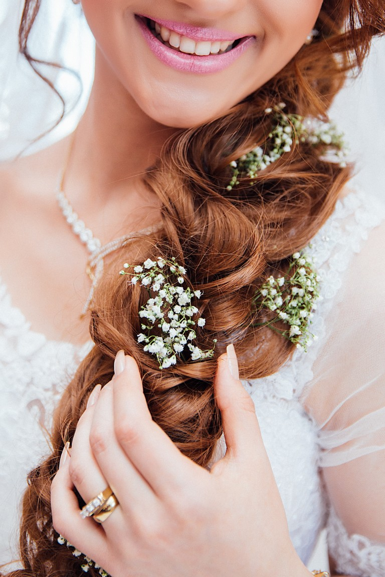 11 DIY Bridal Hair Accessories for Your Perfect Day - Tip ...