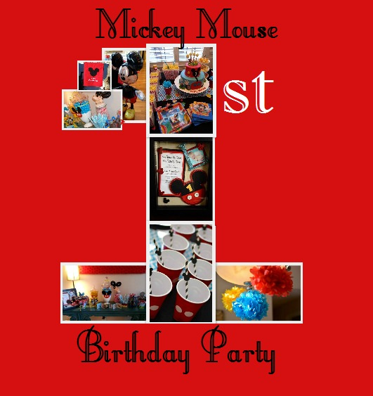 Mickey Mouse 1st Birthday Party Party2-png