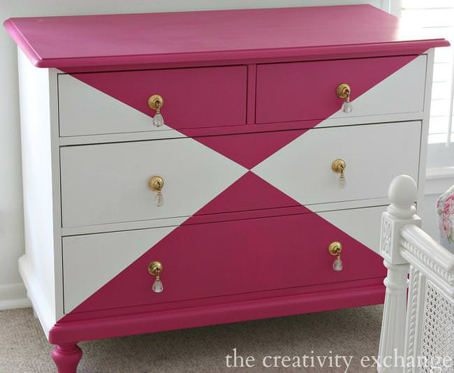 Tutorial-for-creatively-painting-childrens-furniture–Dresser-painted-with-Velvet-Finishes-in-the-color-Glamourous-The-Creativity-Exchange (1)-jpg-jpg