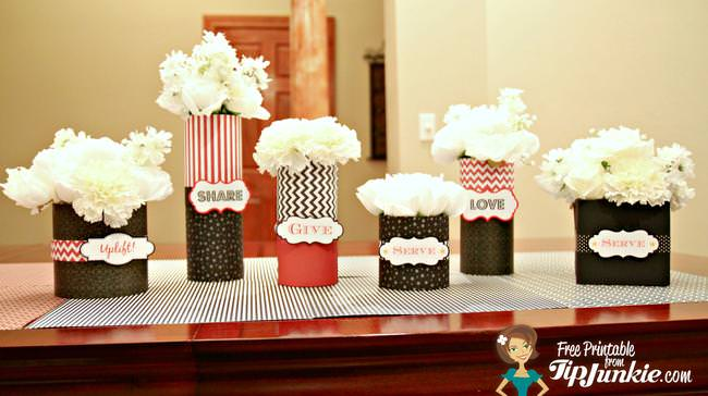 Flower Centerpiece_Printable Tags_TipJunkie-jpg