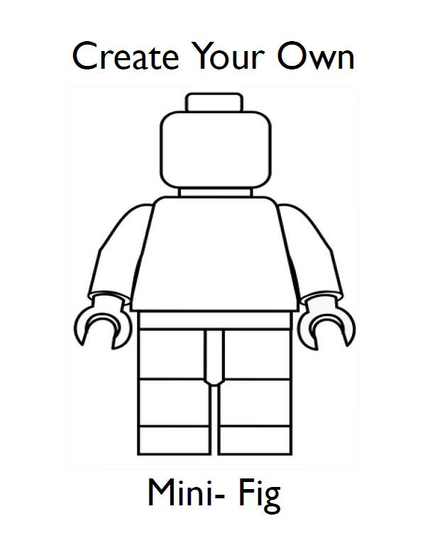draw your own lego minifigures lego games tip junkie
