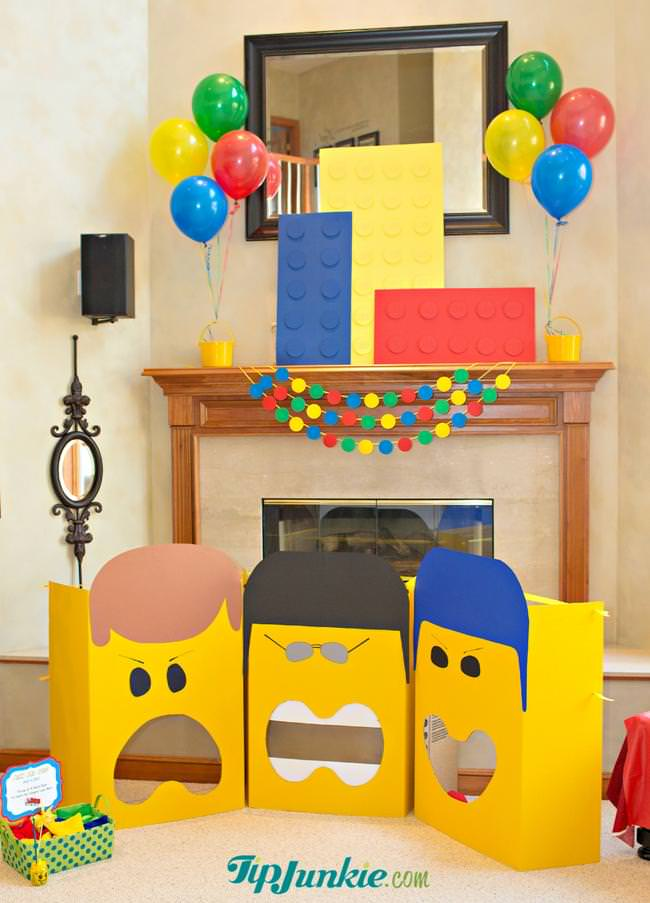 Primary Colors Paper Garland_DIY 4_TipJunkie-jpg