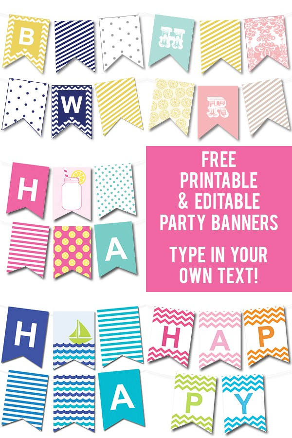Hilaire image with free printable banner