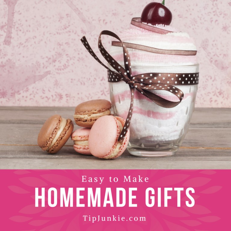 Best Homemade Birthday Gift Ideas And Cards To Make Tip Junkie