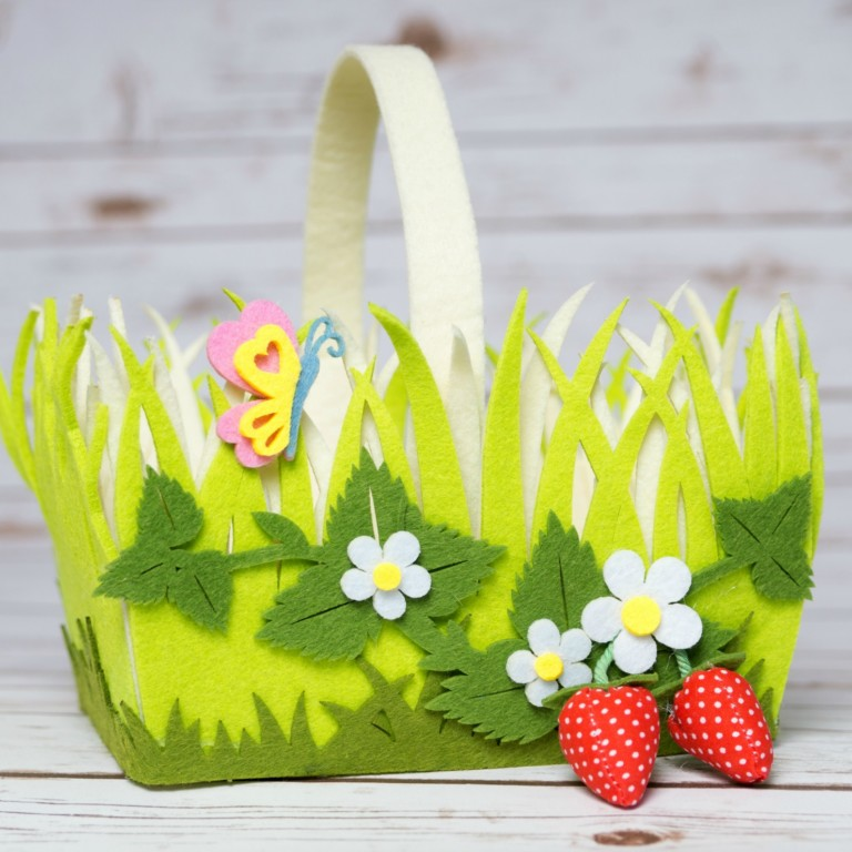 Easter Basket Ideas To Make
