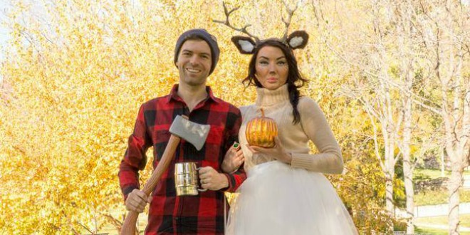 best couples halloween costumes