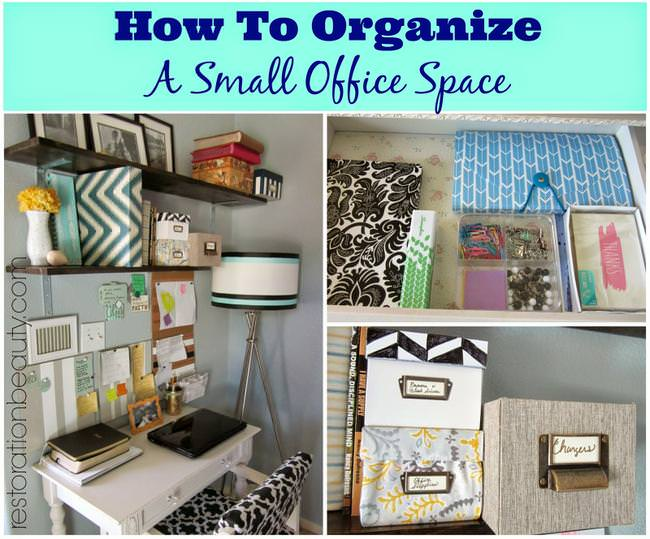 how to organize a small office space-jpg