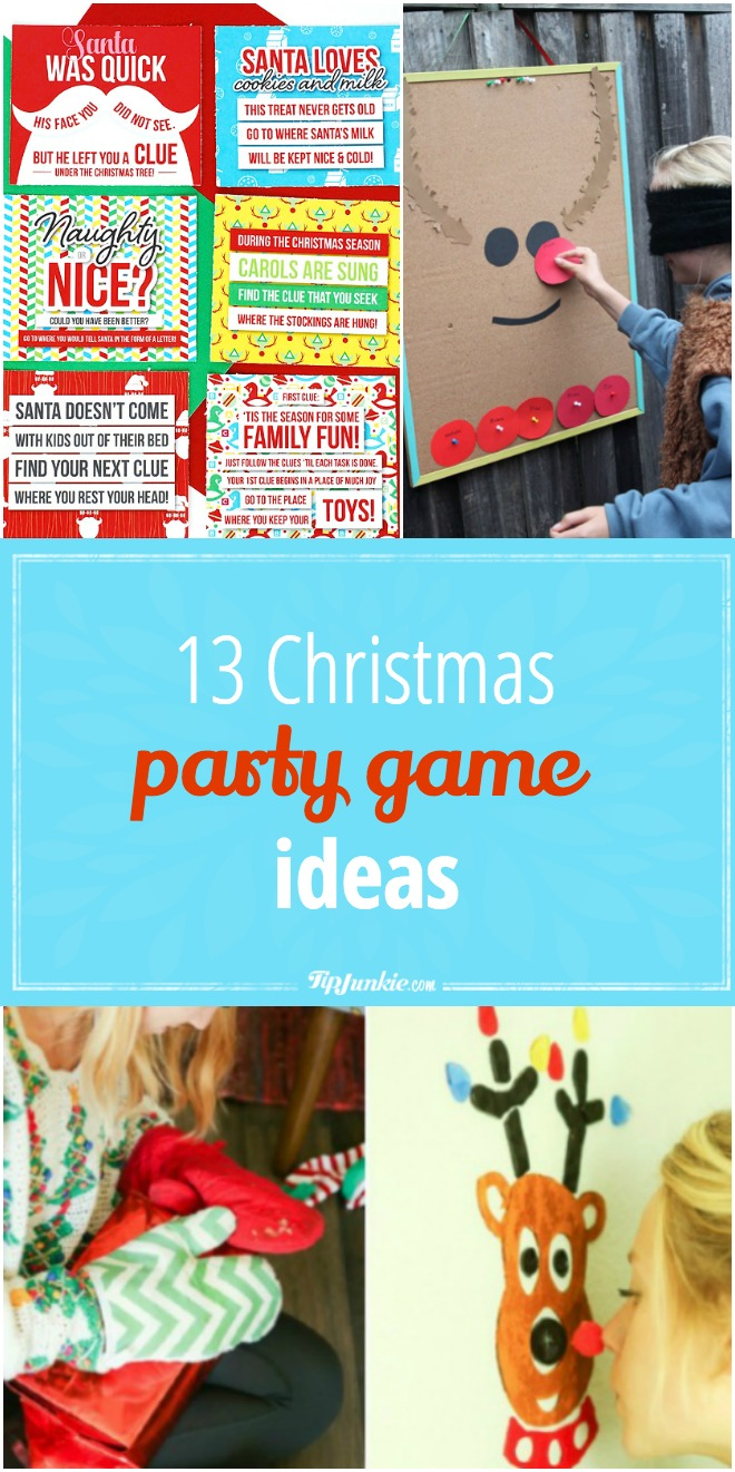 13 Christmas party game Ideas you'll love to play!