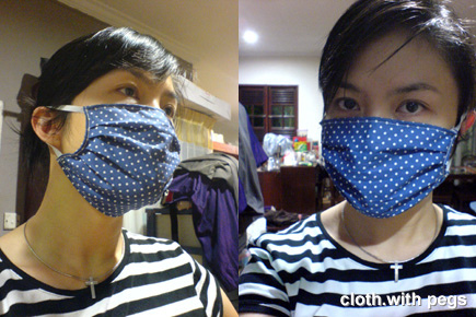 cloth face mask tutorial