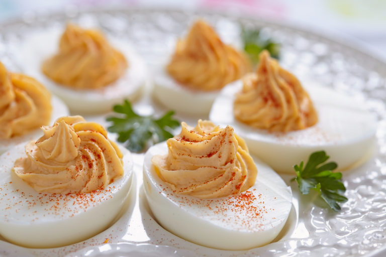 deviled egg holders