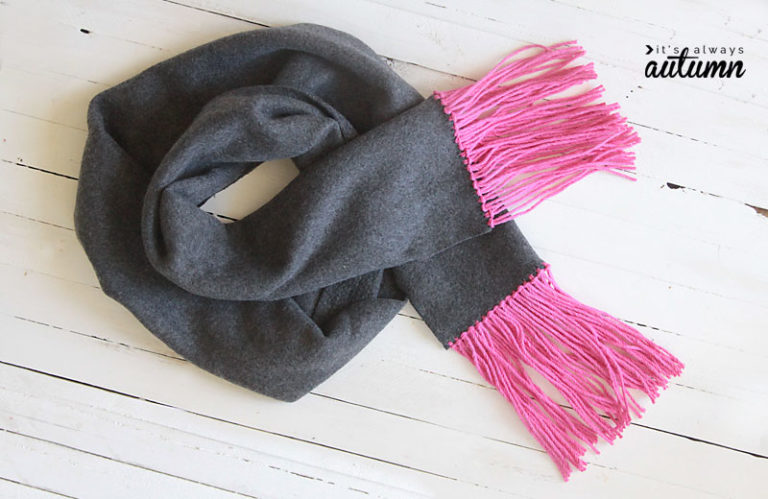 11 Easy Fleece Projects to Make | Tip Junkie