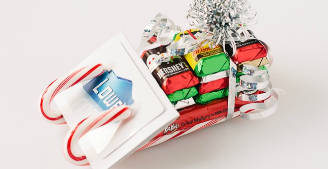 [See related story: 25 Inexpensive Secret Santa Gift Ideas for Co-Workers] Musical gifts Much like musical chairs, everyone gathers in a circle while a Christmas song plays.