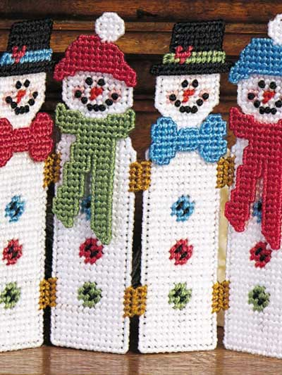 snowmen screen to make