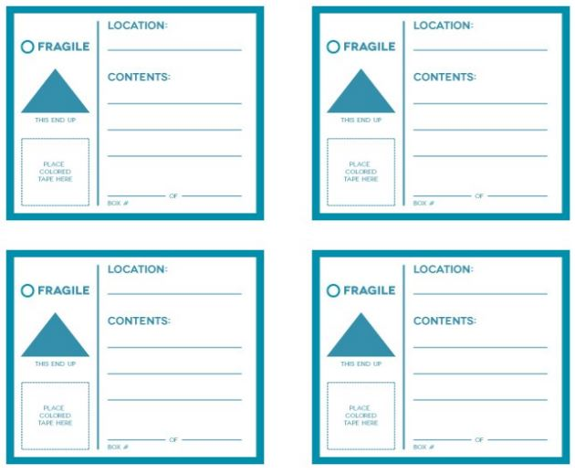 Free Printable Moving Box Labels_Avery 5164