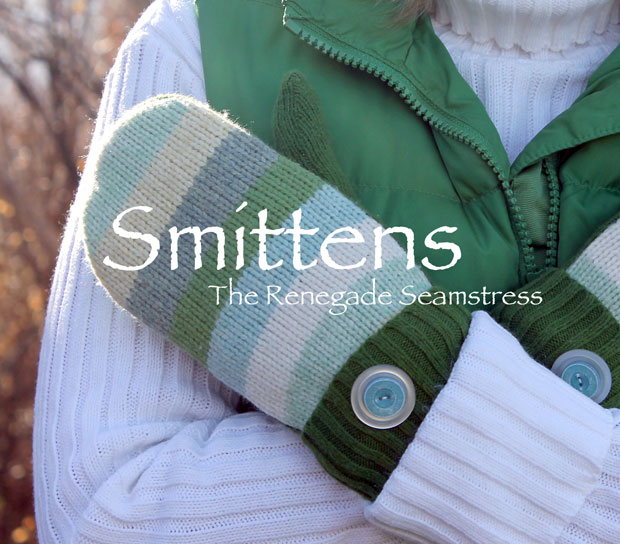 Sweater Mittens How to