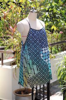 Beach dress sewing pattern-jpg