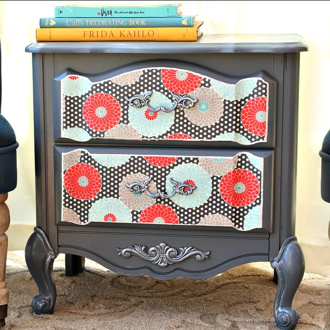Roadside Rescue Nightstand Makeover
