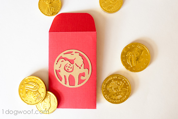 diy red envelopes - Chinese New Year Red Envelope