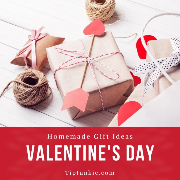 Homemade Valentines Gifts on Tip Junkie