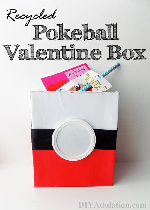 Pokeball Valentine
