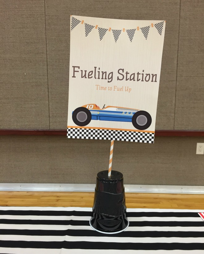 Fueling Station