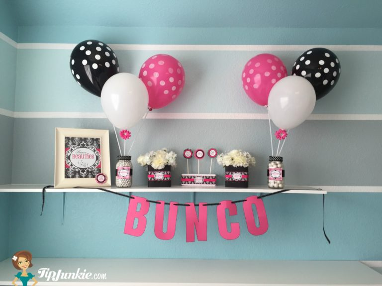 bunco parties on Tip Junkie