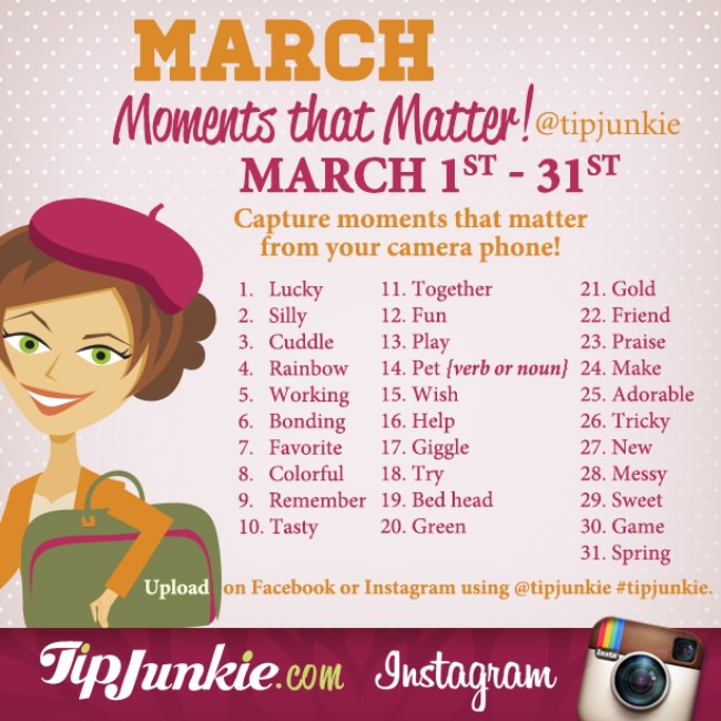 march personal assistant