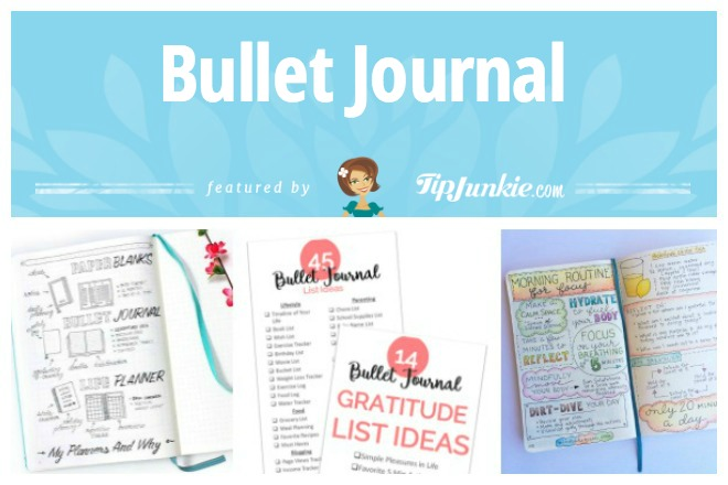 15 Bullet Journal Layout Ideas