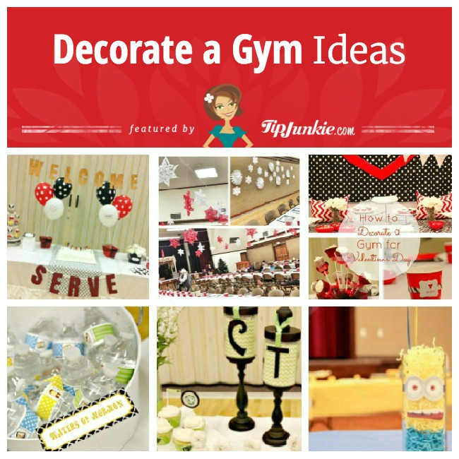 Decorate a Gym Ideas