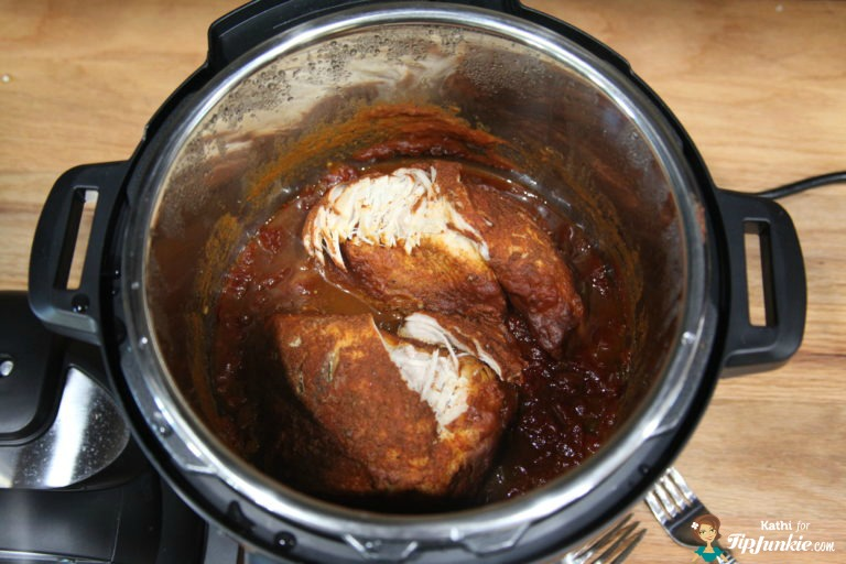 Cooked-Pulled-Pork-in-Instant-Pot