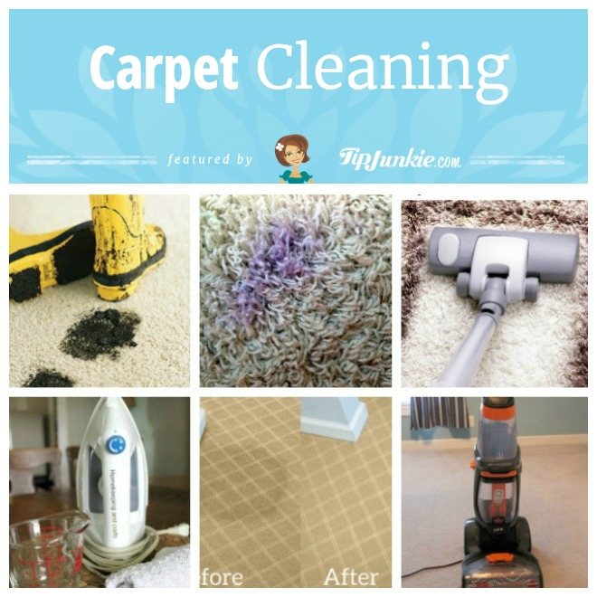 12 diy carpet cleaning tips tricks tip junkie im laurie and tip junkie has tons of cleaning tutorials most with pictured ideas on how to craft with crayons you can always type any solutioingenieria Gallery