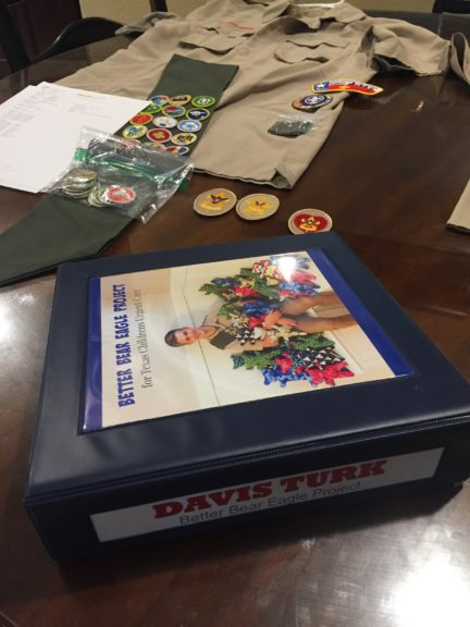 BSA Eagle Scout Book