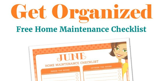 June Organization and Home Repair_Featured